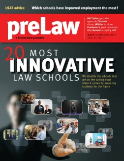 Most Innovative Law Schools