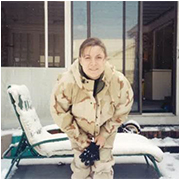 Darla Jackson, U.S. Air Force Major
