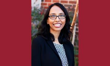OU Law Professor Monika Ehrman