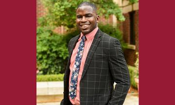 BLSA Student of the Month Eric Strocen