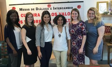 OU Law students in Uruguay.