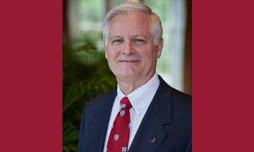 OU President James L. Gallogly