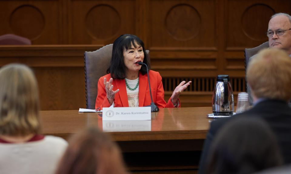 Dr. Karen Korematsu
