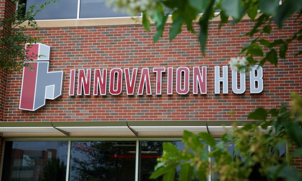 Innovation Hub at the University of Oklahoma