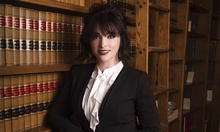 Bre Little, Legal Assistant Education Program Graduate